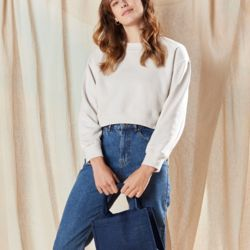 Westford Mill Jute Mini Gift Bag Thumbnail