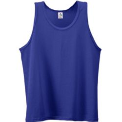 Poly/Cotton Athletic Tank Thumbnail