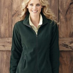 Women's Micro Fleece Full-Zip Jacket Thumbnail