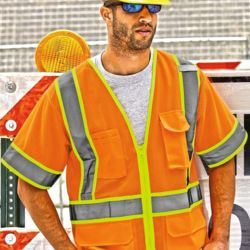 Ultra-Cool™ Mesh Surveyor's Vest Thumbnail