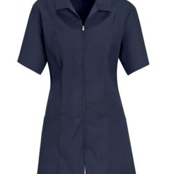 Ladies' Zip Front Smock Thumbnail