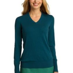 Ladies V Neck Sweater Thumbnail