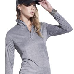 AI309 Women's 1/4 Zip Training Thumbnail