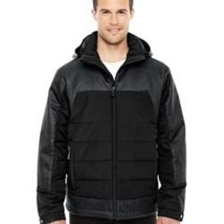 Men's Excursion Meridian Insulated Jacket with Mélange Print Thumbnail
