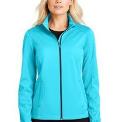 Ladies Active Soft Shell Jacket Thumbnail