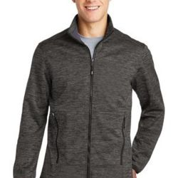 PosiCharge ® Electric Heather Soft Shell Jacket Thumbnail