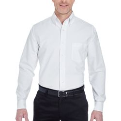 Men's Tall Classic Wrinkle-Resistant Long-Sleeve Oxford Thumbnail