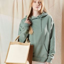 Westford Mill Pocket Jute Midi Tote Thumbnail