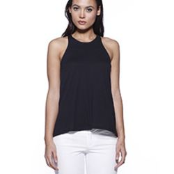 Ladies' CVC Flared Tank Top Thumbnail