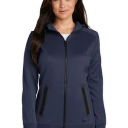 ® Ladies Venue Fleece Full Zip Hoodie Thumbnail