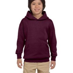 Youth 7.8 oz. EcoSmart® 50/50 Pullover Hood Thumbnail